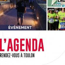 L'agenda des animations à Toulon