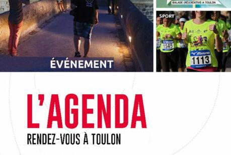 L'agenda des animations à Toulon