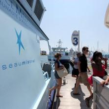 bateau bus à Toulon