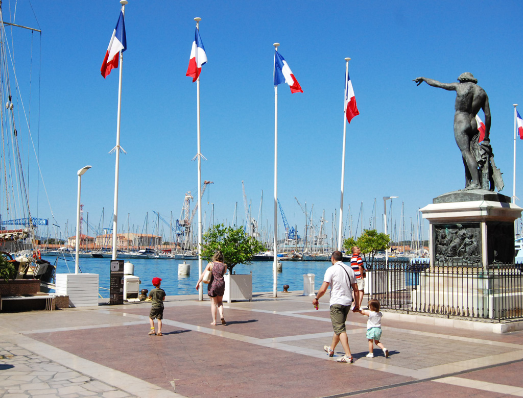 Your Day Call in Toulon Toulon Tourist Office – Toulon Tourist Map