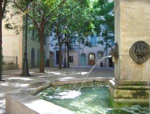 Fontaines de Toulon