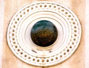 Boulet de canon Toulon