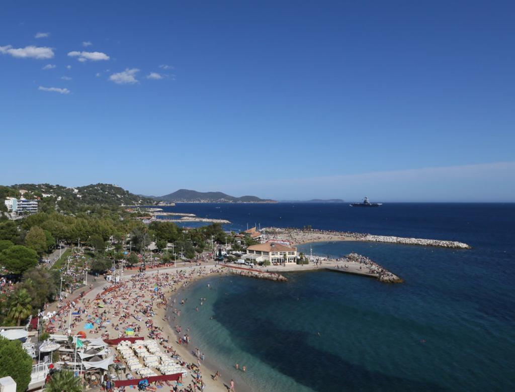 The Beaches Of Toulon