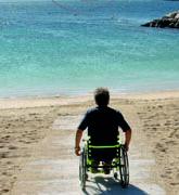 Plages accessibles
