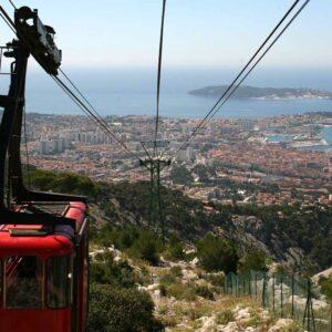 Téléphérique de Toulon