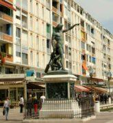Statue du Génie de la Navigation