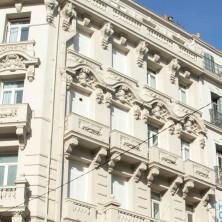 Hôtel Acanthid Toulon façade