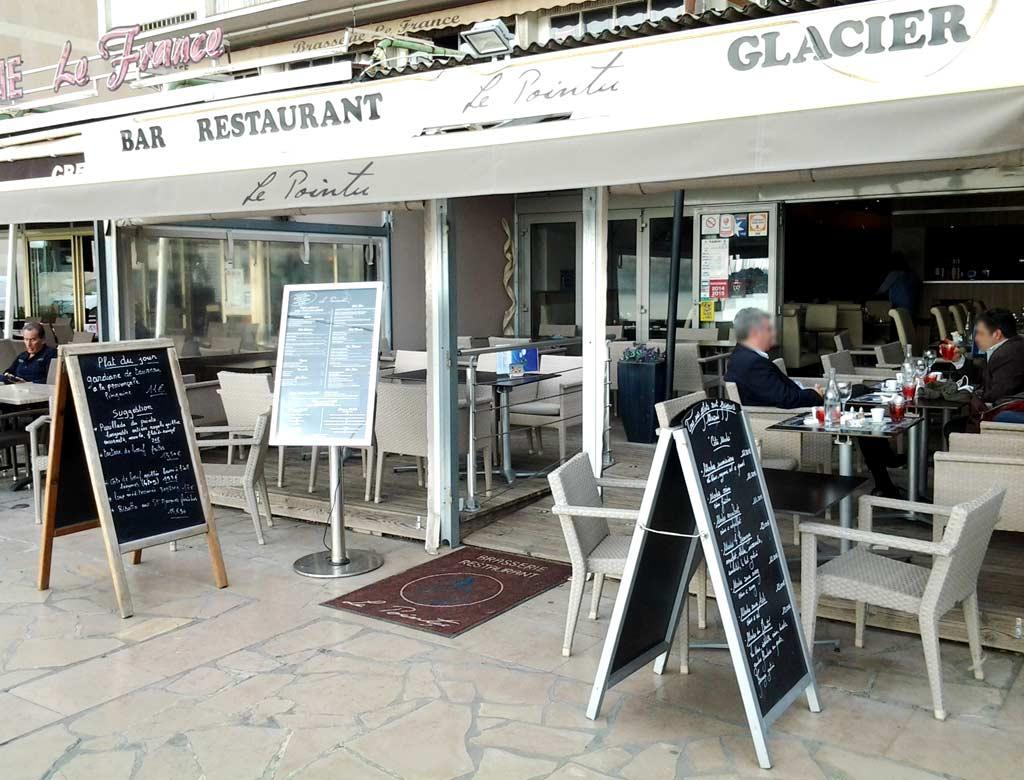 Le pointu office de tourisme de toulon for Restaurant le pointu toulon