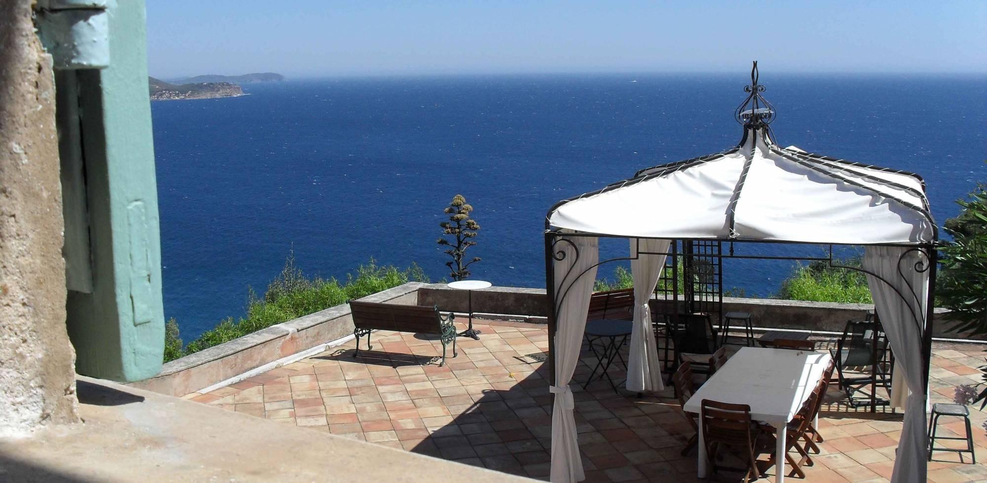 Chambre d h´tes  Toulon avec vue mer le Mas Saint Martin
