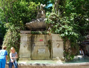 visites guidees fontaines toulon