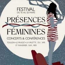 festival Présences féminines 2016 Toulon
