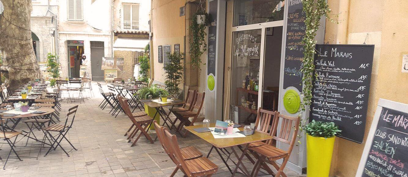 Restaurant le marais toulon tourisme - Restaurant le marais hyeres ...