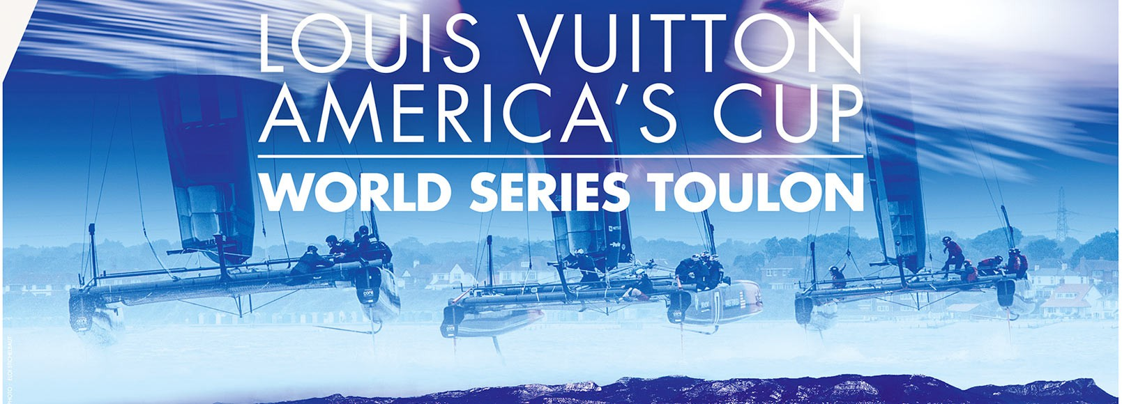Toulon accueille l'America's Cup World Series !