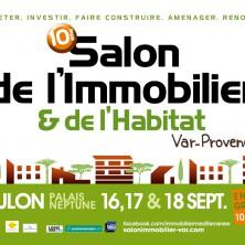 Salon de l 39 immobilier toulon var provence for Home salon toulon