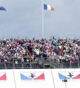 Louis Vuitton America's cup world series 2016 à Toulon tribune