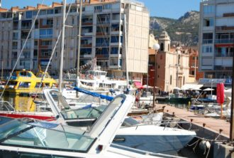 Location de vacances meublés à Toulon