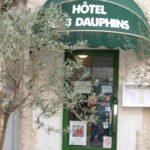 Hôtel Les trois dauphins
