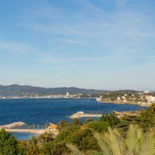 hotel toulon les voiles vue mer