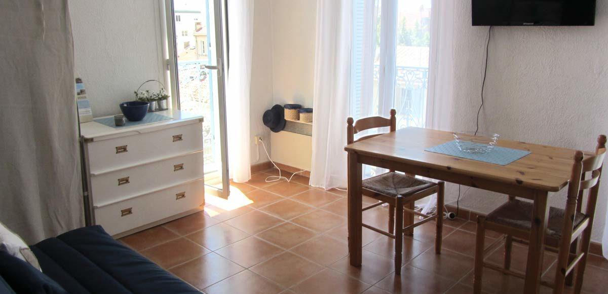 Appartement - Studio - 21 m² - 2ème étage