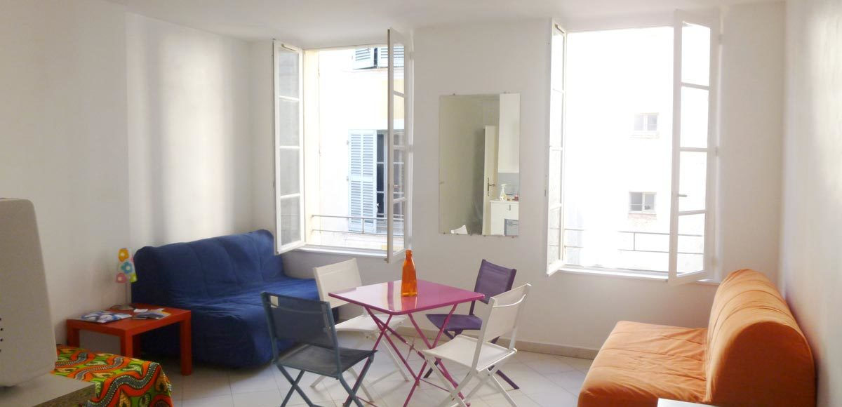 Appartement - Studio - 29 m² - Centre-ville