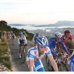 Montée cycliste du Faron - Tour PACA junior