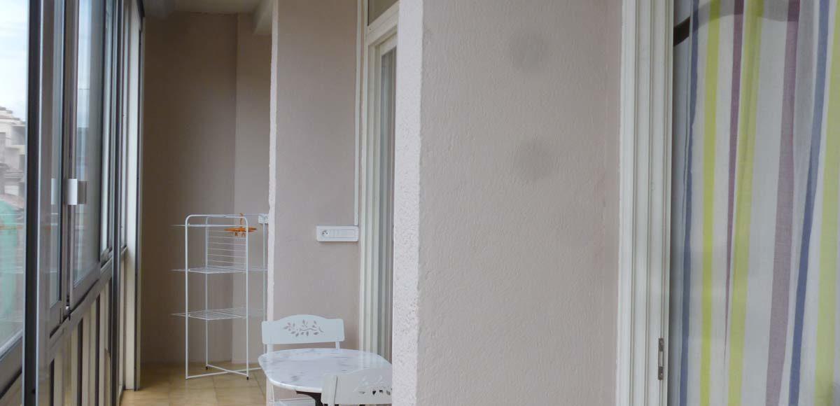 Appartement - T3 - 59 m² - 4ème étage - Centre-ville