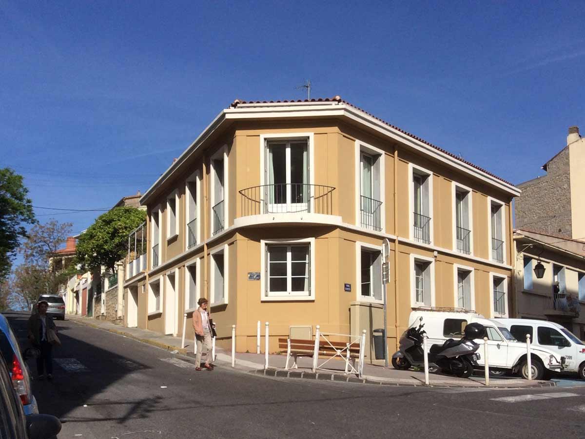 Appartement dans maison de ville t4 83 m tourism for Appartement maison