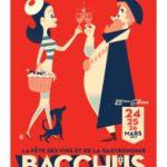 25e Bacchus, fête des vins et de la gastronomie