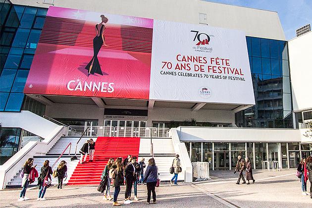 """Artistes à découvrir / Monsieur Z """"70 ans du Festival de Cannes"""""""