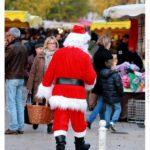 Arrivée du Père Noël à Toulon
