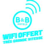 bnb la seyne logo wifi