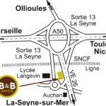 bnb-la-seyne-plan