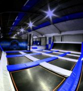 Gravity Space Trampolines