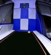 Gravity Space trampoline basket