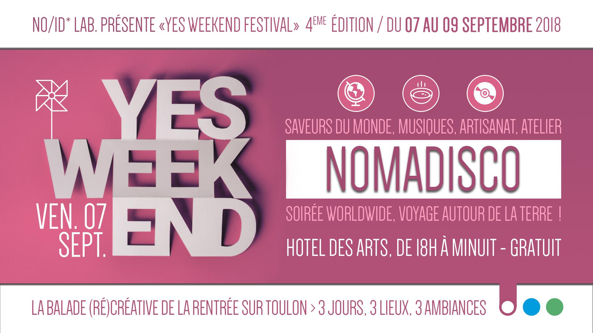 Festival Yes Week End 4 Office De Tourisme De Toulon