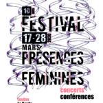 Concert - Festival Présences Féminines « Soirée anniversaire Édith Canat de Chizy »