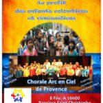 Concert - Chorale Arc en Ciel