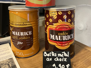 cafés maurice toulon