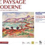 expo paysage moderne musée d'art de toulon